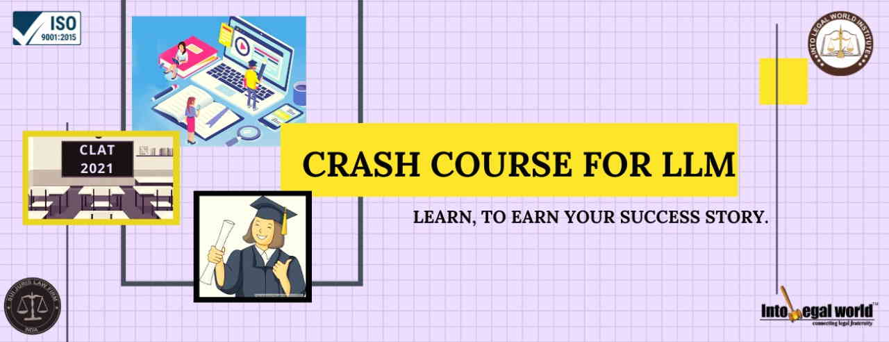 CLAT 2021 Crash Course for PG